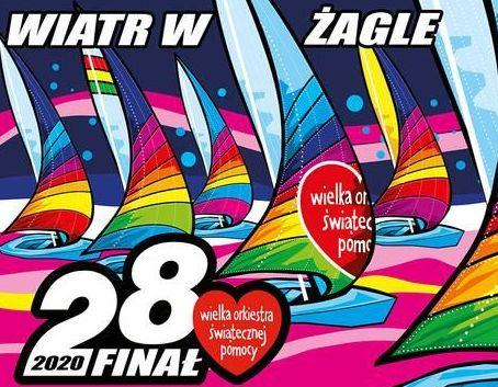 WIATR W ŻAGLE - 28 FINAŁ WIELKIEJ ORKIESTRY ŚWIĄTECZNEJ POMOCY
