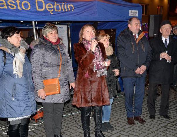 """Powitanie Nowego 2020 roku z Miastem Dęblin – """"Sylwester Miejski 2020"""""""