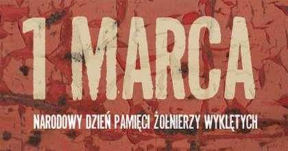 1 marca 2019 - Narodowy Dzień Pamięci Żołnierzy Wyklętych