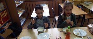 Głusk: Białe śniadania dają moc