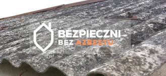 Rozpoczynamy przyjmowanie zgłoszeń na usuwanie azbestu!