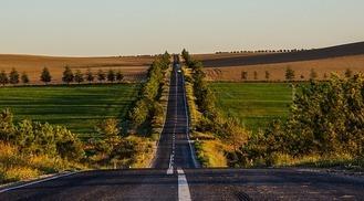 Przebudowa sieci dróg Polanówka – Prawiedniki
