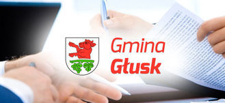 Zawiadomienie o XIII sesji VIII kadencji Rady Gminy Głusk