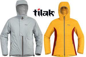 Kolekcja z Climashield firmy Tilak
