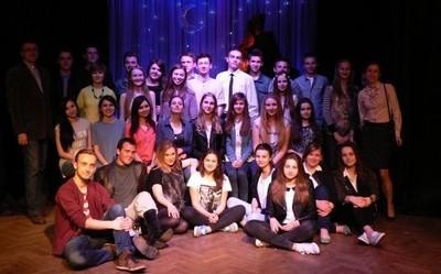 Uczniowie z Gimnazjum w Jabłonnie z wizytą w teatrze