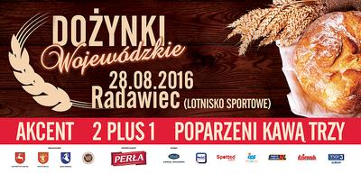 Dożynki Wojewódzkie 2016