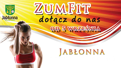 ZumFit - Dołącz do nas od 5 września