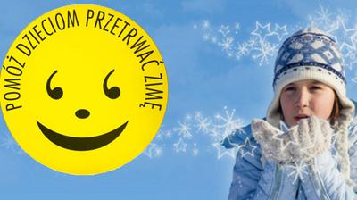 """""""Charytatywna Aukcja Przedmiotów"""" organizowana w ramach Akcji """"Pomóż Dzieciom Przetrwać Zimę"""""""