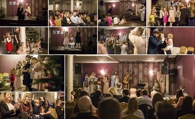 Dworskie Kolędowanie - koncert laureatów i Guadalupe
