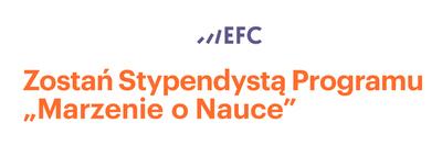 """Zostań Stypendystą Programu """"Marzenie o Nauce"""" (MoN)"""