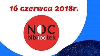 NOC Bibliotek - zapraszamy!