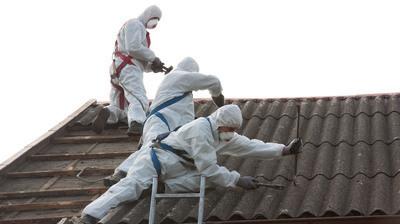 """Realizacja projektu """"Usuwanie wyrobów zawierających azbest z terenu Gminy Jabłonna"""""""