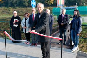 Kolejne miejsca aktywności w Jedlinie-Zdroju otwarte 14 październik 2017