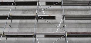 Trwa termomodernizacja budynku szkoły przy ulicy Słowackiego