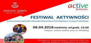 ZAPRASZAMY NA FESTIWAL AKTYWNOŚCI 2018