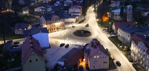 Jaśnieją ulice w naszym mieście