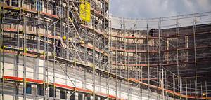 Rewitalizacja wielorodzinnych budynków mieszkalnych w uzdrowisku Jedlina-Zdrój