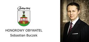 HONOROWY OBYWATEL - SEBASTIAN BUCZEK