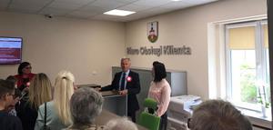 Nowe Biuro Obsługi Klienta w Urzędzie Miasta Jedlina-Zdrój
