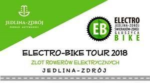 ZAPRASZAMY DO UDZIAŁU W ELECTRO-BIKE TOUR 2018 W ŚWIERADOWIE-ZDROJU