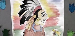 Indianie w Centrum Kultury