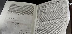 W Pałacu Jedlinka można oglądać wyjątkowe dzieło: Biblię Leopolity!