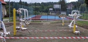 W Jedlinie-Zdroju powstają kolejne strefy aktywności.