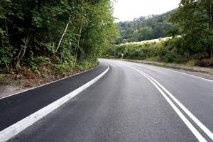 Przebudowa drogi wojewódzkiej nr 381 dobiegła końca.