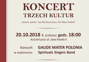 Koncert Trzech Kultur.