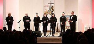 Koncert Trzech Kultur - Gaude Mater Polonia.
