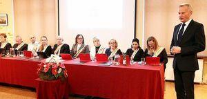 Inauguracyjna Sesja Rady Miasta.