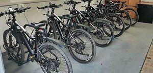 Podsumowanie sezonu wypożyczalni rowerów elektrycznych.