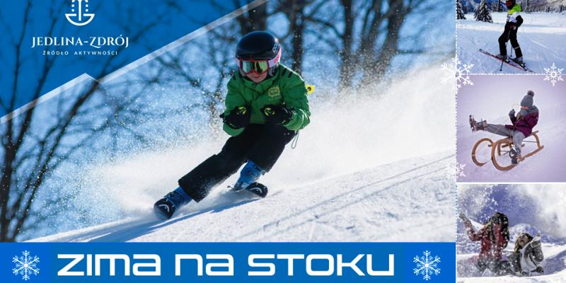 Zapraszamy na jedliński stok narciarski!