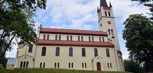 Ruszyły prace w kościele przy ul. Jana Pawła II.