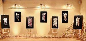 Wystawa prac Ryszarda Klimasa.