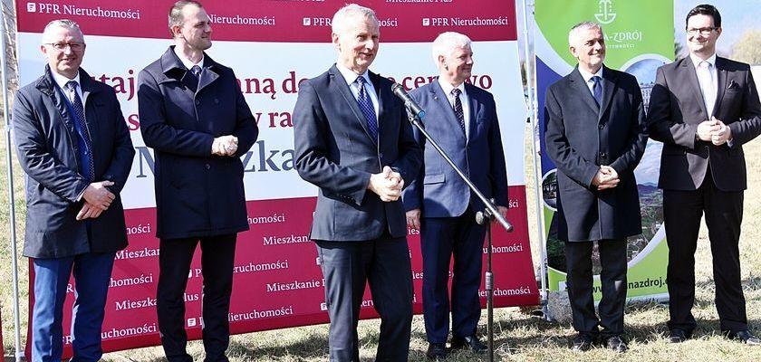 Jedlina-Zdrój dołącza do Mieszkania Plus na Dolnym Śląsku.