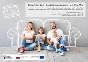Zmiana modelu pomocy społecznej w Gminie Jedlina-Zdrój