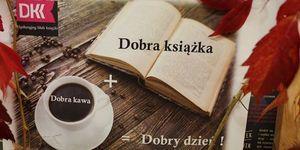 Dobra książka + dobra kawa = dobry dzień!