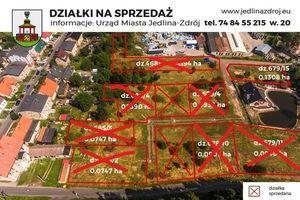 Działka nr 679/15 o pow. 0,1308 ha ul. Jodłowa