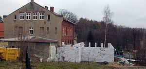Zaawansowane prace w Centrum Socjalnym