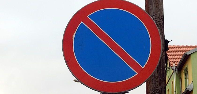 Zakaz postoju na Chrobrego