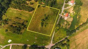 Działka nr 687 o powierzchni 0,8499 ha przy ul. Kościelnej