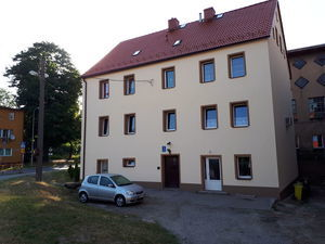 Lokal mieszkalny o pow. użytkowej o pow. 16,53 m2 Bolesława Chrobrego 3m8