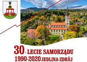 Jedlina-Zdrój 1990-2020 najważniejsze inwestycje