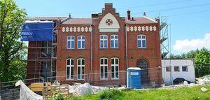 Przebudowa Centrum Socjalnego