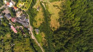Działka niezabudowana nr 42/5 i 42/6 o łącznej powierzchni 0,3879 ha ul. Zakopiańska