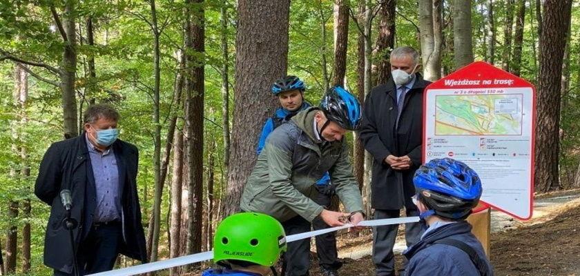 Single Track to nowa atrakcja dla rowerzystów