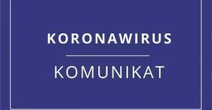Uwaga koronawirus !