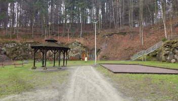 Kamieniołom, ul. Wałbrzyska