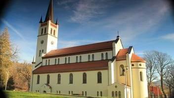 Zabytki - Kościół przy ul. Jana Pawła II